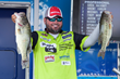Hackney Extends Lead At Walmart FLW Tour Event On Pickwick Lake...