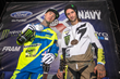 Monster Energy's Jeremy 'Twitch' Stenberg and Josh Hansen