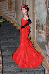 Chiu-Ti Jansen Attended the Museum of the City of New York's Winter Ball at Pierre Hotel
