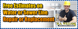 Petersburg Trenchless Sewer Replacement