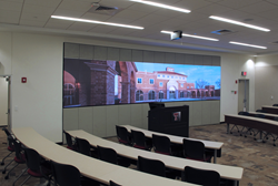 Prysm Video Wall at Texas Tech