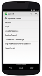 MobiHelp - Freshdesk Android SDK for In App Support