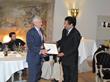 SAE International Executive Earns FISITA Service Award