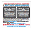 Nex Flow™ Air Products Corp. Introduces Temperature Warning Sticker...