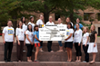 Wounded Warrior Run Raises $16,000 For The Walter Reed Warrior Family...