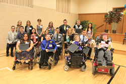 Image of scholarship recipients