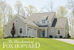 Residences at Fox Hopyard CT golf course community