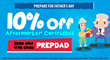 InkjetSuperstore Pre-Father's Day Sale 10% on Selected Cartridges