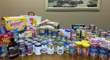 AdvantaIRA Trust Collected Over 100 Cans for the Harry Chapin Food...