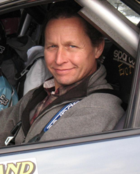5 time North American Rally Champion and former Mt. Washington Rally record Holder Tim O'Neil will drive the first ever electric race car at this years event.