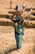 woman working, rural India, sexual violence, CSJ India, justice and compassion