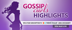 gossip curls, curly hair solutions, facebook contest