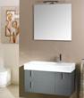 34.9″ Bathroom Vanity Iotti NE3 from Enjoy Collection