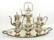International Sterling Tea Set