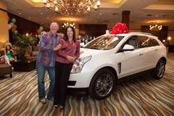 Mick and Vick Karshner - First Healthy Home Company Car-Qualified Diamonds