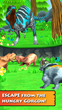 """NewsWatch Recently Featured the """"Walking With Dinosaurs: Dino Run!""""..."""