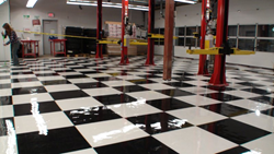 Industrial Resinous Flooring