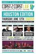 Coast 2 Coast LIVE Comes To Houston, Texas June 12, 2014