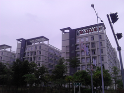 Touch International Shenzhen Factory