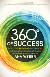 360 Degrees of Success, Ana Weber