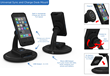 Revocharge - Desk Mount 3