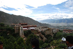 Tibet Group Tour Offer 8 Days Overland to Nepal Tour with Low Price