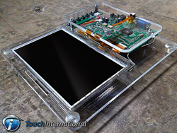 Touch International Projected Capacitive Demo Kit