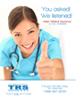 The Right Solutions is now offering major medical insurance to their travel nurses.