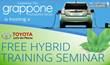 Hybrid Training Seminar Held By The Grappone Automotive Group