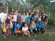 Macaulay Honors College students enjoy a trip to the countryside town of Imbert in the Dominican Republic.