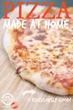 homemade restaurant style pizza