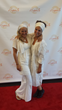 Anahata and Parashakti at the World Premier of Dance of Liberation Documentary Film