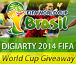 Digiarty Announces 2014 FIFA World Cup Video Giveaway and Campaign Rollout