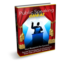 Public Speaking Cheat Review Product Order
