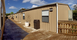 Modular classrooms from Palomar Modular Buildings