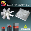 Sculptgraphicz Introduces DWS Systems X Line At Rapid Show