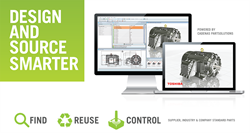 "PARTsolutions Enables Teamcenter and NX Users to ""Check-In"" and Search Standard Parts"