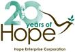 Hope Enterprise Corporation 20th Anniversary