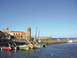 Fishing boats in Collioure