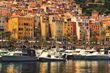 Colors of French Riviera