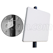 Dual Polarity 2.4/5 GHz Flat Panel Antenna