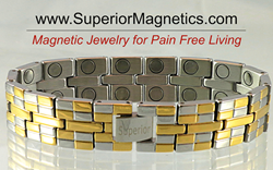 The strongest magnetic bracelet
