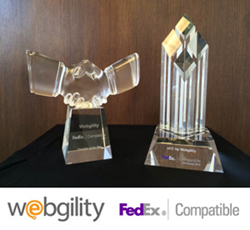 Webgility Recognized As FedEx's Provider Of The Year And Achieves Diamond Status In FedEx Compatible For eCC Desktop