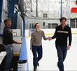Skating Scene