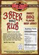 3 Beer Rub