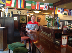 Braveheart Highland Pub Owner Andy Lee Expects a Bustling Crowd for FIFA World Cup Viewing this Summer