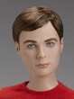 SHELDON COOPER - FIRST EDITION head shot