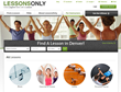Denver Classes: LessonsOnly.com Seeks Instructors Who Need New...