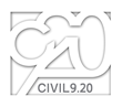 CIVIL9.20 logo