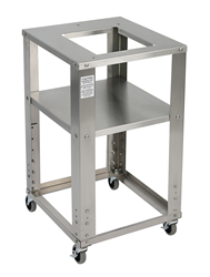 Cardinal Scale Stainless Steel Rolling Bench Scale Carts